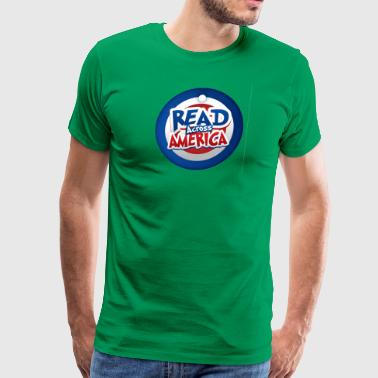 Read Across America - Men's Premium T-Shirt