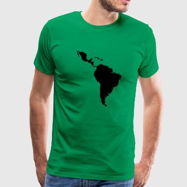 Latin America - South America - Men's Premium T-Shirt