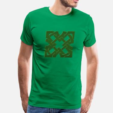 Celtic Warrior Celtic - Men's Premium T-Shirt
