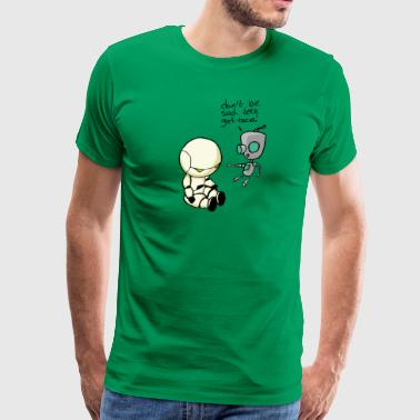 Don't Be Sad. Let's Get Tacos! - Men's Premium T-Shirt