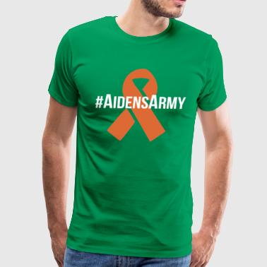 Aidens army - Men's Premium T-Shirt