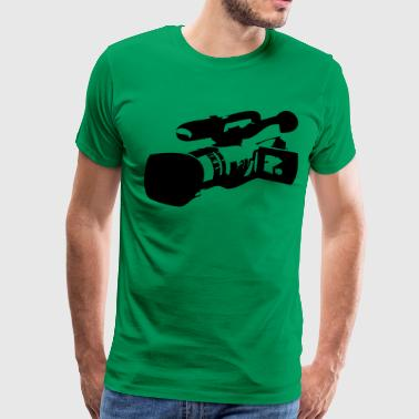 Recorder - Men's Premium T-Shirt