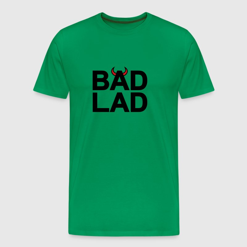 Bad Lad (black text) - Men's Premium T-Shirt