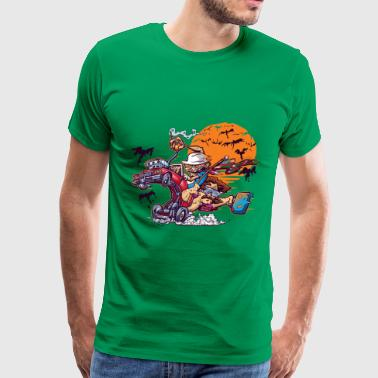 Fink and Loathing - Men's Premium T-Shirt
