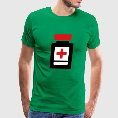 Pill bottle - Men's Premium T-Shirt