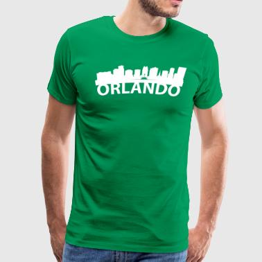 Arc Skyline Of Orlando FL - Men's Premium T-Shirt