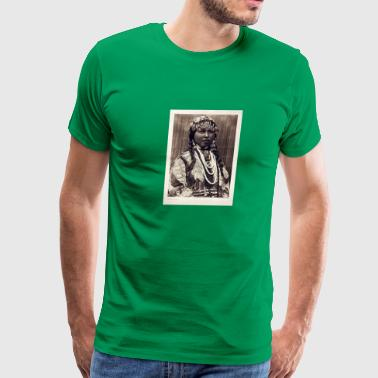 Wishham bride 1910 - Men's Premium T-Shirt