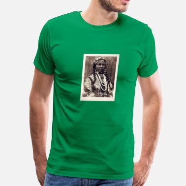 1910 Wishham bride 1910 - Men's Premium T-Shirt
