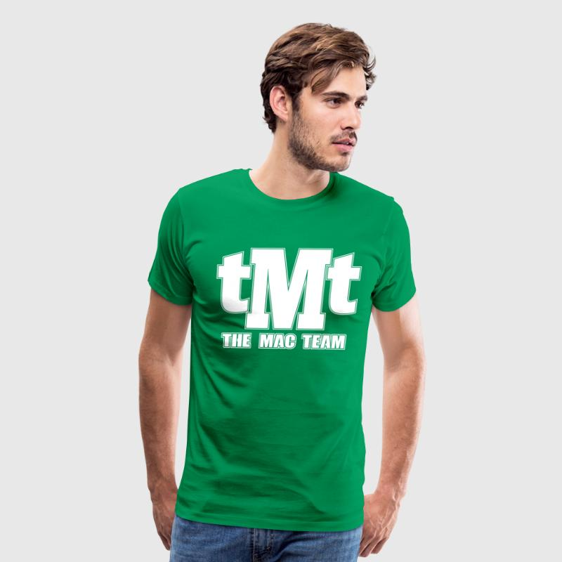 mac team - Men's Premium T-Shirt