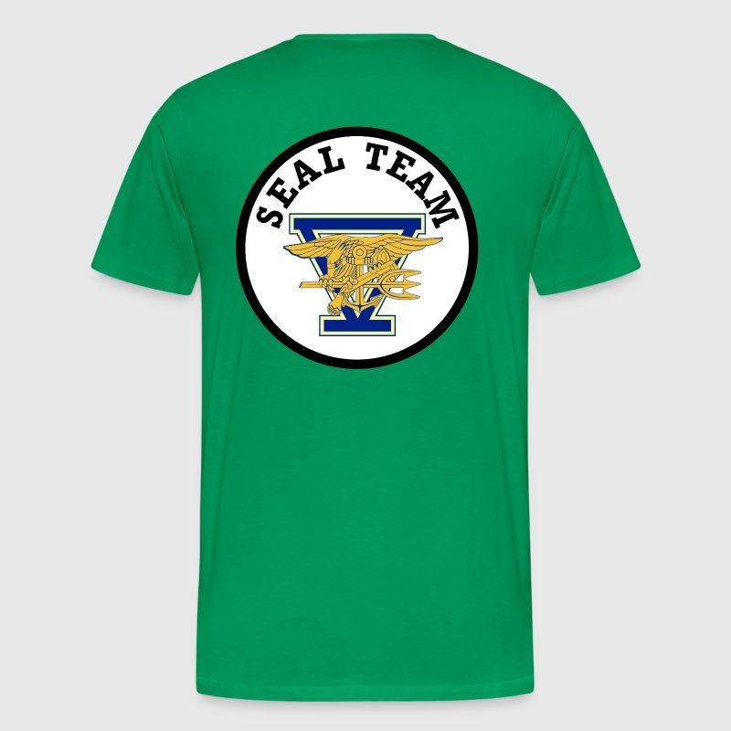 Navy Seals badge - Men's Premium T-Shirt