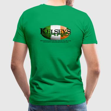 Kelsey's Irish Restaurant - Men's Premium T-Shirt