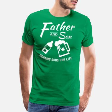 Matching Father And Son Matching St Patricks Outfit - Men's Premium T-Shirt