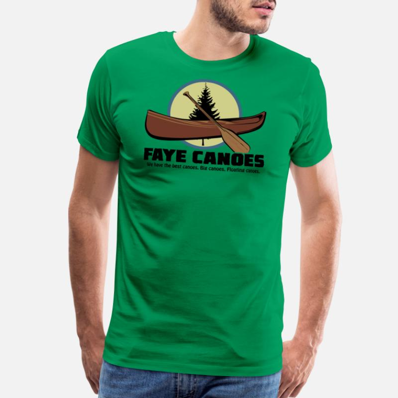 58971ec3 Shop Canoe T-Shirts online   Spreadshirt