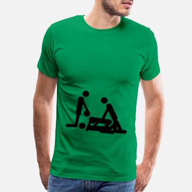 Pornstar sex_4 - Men's Premium T-Shirt