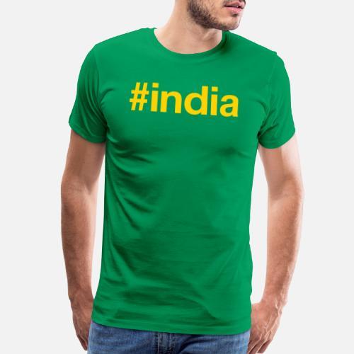 10d9dbd99ac Men s Premium T-ShirtINDIA. eyesblau