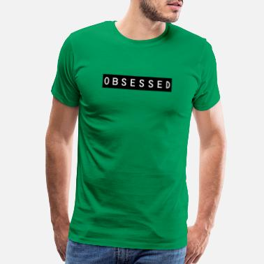 Cupid OBSESSED - Men's Premium T-Shirt