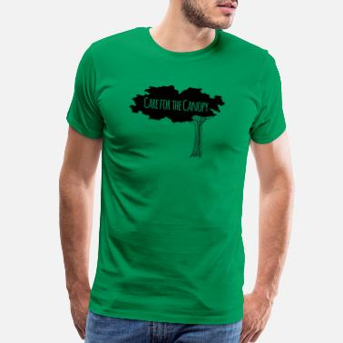 Canopy Care For The Canopy - Men's Premium T-Shirt