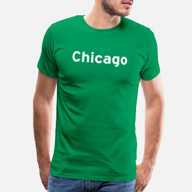 Chicago Pride Chicago - Men's Premium T-Shirt