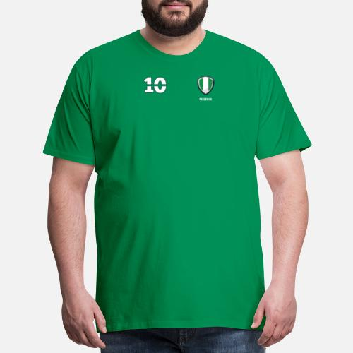 Nigeria Soccer Jersey 2018 Men s Premium T-Shirt  a7de939bf