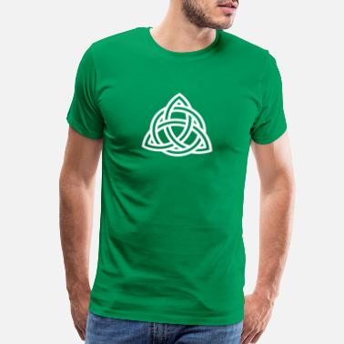 Celtic Celtic knot - Men's Premium T-Shirt