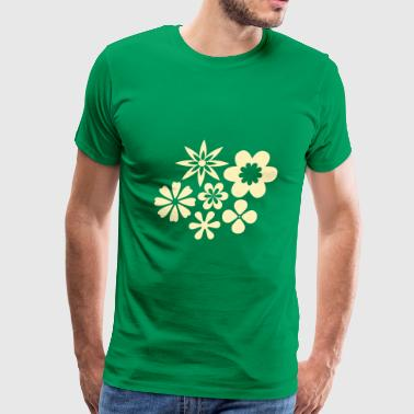 Flower Power - Men's Premium T-Shirt