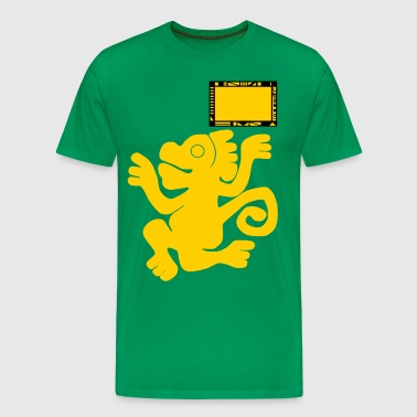 Team Green Monkeys - Men's Premium T-Shirt