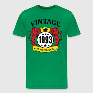 Vintage 1994 Aged to Perfection - Men's Premium T-Shirt
