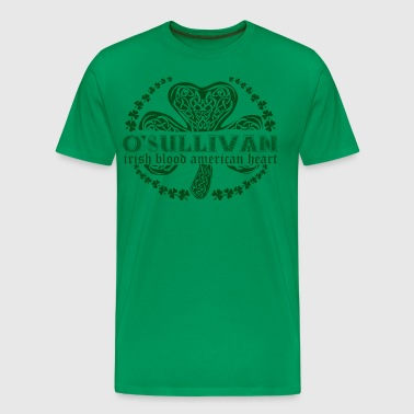 irish family name surname osullivan - Men's Premium T-Shirt