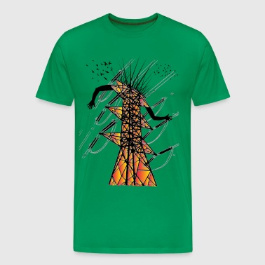 Electricity - Men's Premium T-Shirt