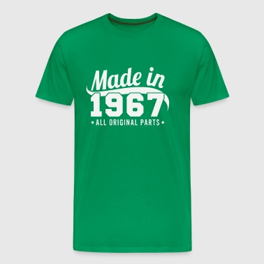 MADE IN 1967 - front - Men's Premium T-Shirt