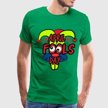 April Fools Day 2018 Special Shirt - Men's Premium T-Shirt