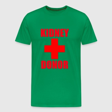 Kidney Donor - Men's Premium T-Shirt