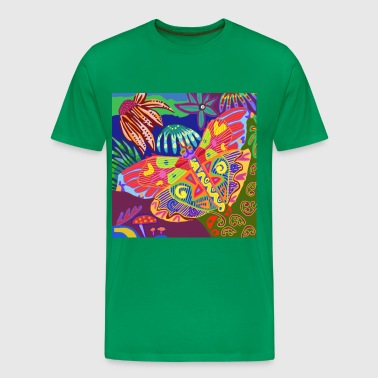 Butterfly so Bright  - Men's Premium T-Shirt