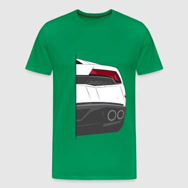 Supercar Storm - Men's Premium T-Shirt