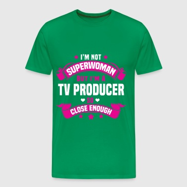 TV Producer - Men's Premium T-Shirt