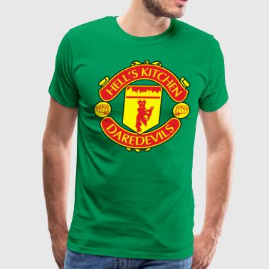 Daredevils United - Men's Premium T-Shirt