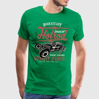 Smokin Hotrod - Men's Premium T-Shirt