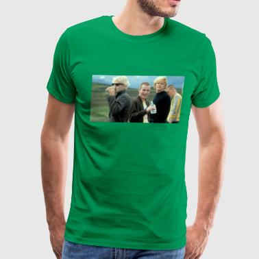Trainspotting T shirt - Men's Premium T-Shirt