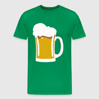 Beer Jug - Men's Premium T-Shirt