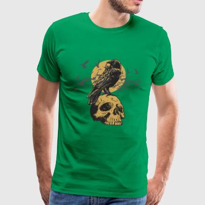 Death is Coming - Men's Premium T-Shirt