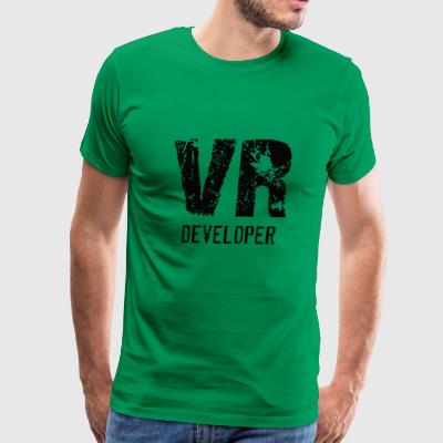 vr developer - Men's Premium T-Shirt