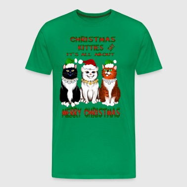 It's All About Merry Christmas - Men's Premium T-Shirt