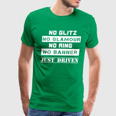 JUST DRIVEN DESIGN - Men's Premium T-Shirt