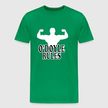Billy Madison - O'Doyle Rules - Men's Premium T-Shirt