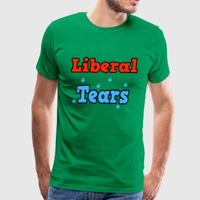 Liberal Tears - Men's Premium T-Shirt