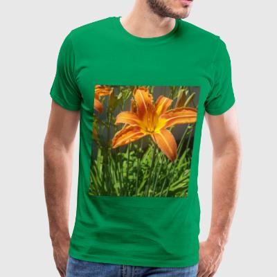 Orange blossom - Men's Premium T-Shirt