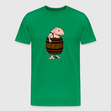 naked mole rat - Men's Premium T-Shirt