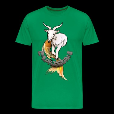 The Capricorn - Men's Premium T-Shirt