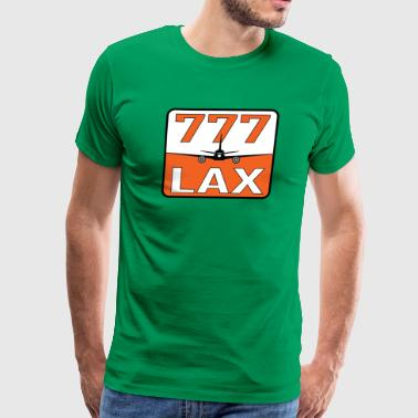 LAX 777 - Men's Premium T-Shirt