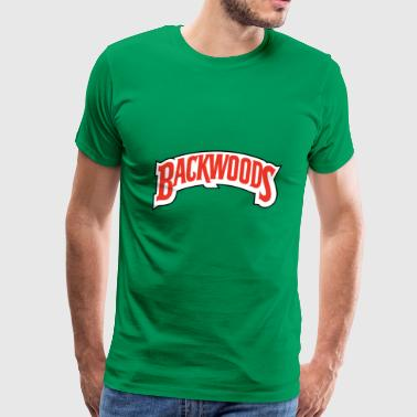 backwoods blunt t shirt - Men's Premium T-Shirt